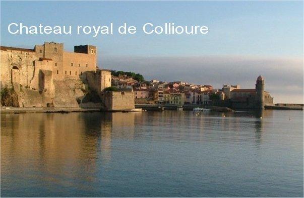 Exposition chateau royal de collioure eurythmie - Chateau de collioure ...