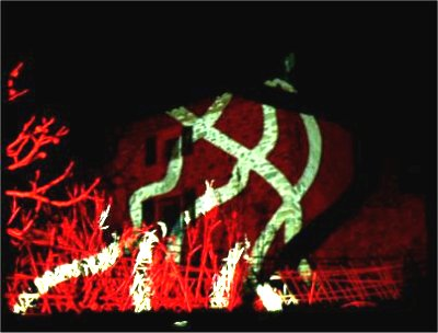 graff vj lightgraffiti